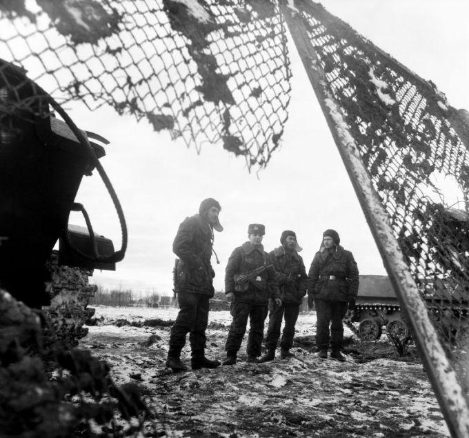 Ričardo Grigo/BFL nuotr./1991 metų sausio 13 diena prie televizijos bokšto