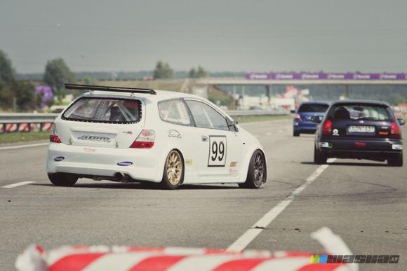 Algirdo Venskaus/Waska.lt nuotr./Honda Civic