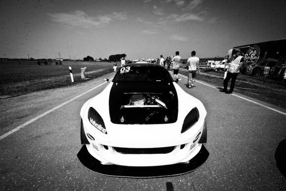 Tomo Petrovskio/Tomasfoto.lt nuotr./Andrius Firantas, Honda S2000