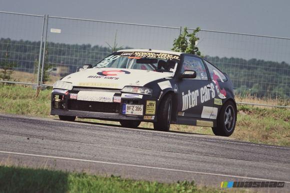 Algirdo Venskaus/Waska.lt nuotr./Kornelijus Gurčinas, Honda CRX