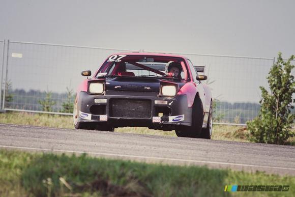 Algirdo Venskaus/Waska.lt nuotr./Tadas Lučkaitis, Nissan 240SX
