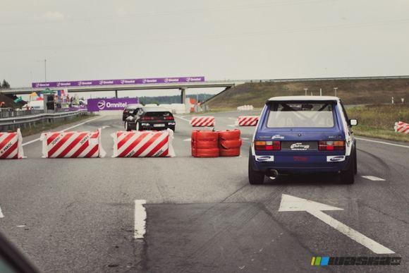 Algirdo Venskaus/Waska.lt nuotr./Samsung Fast Lap varžybos