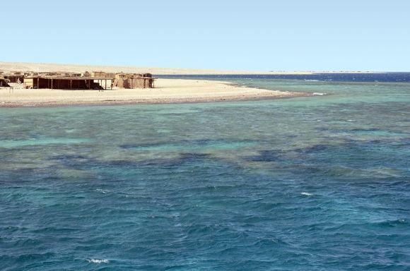 123rf.com nuotr./Beduinų stovyklavietė aalia Raudonosios jūros. `ie klajokliai gerai žvejoja.