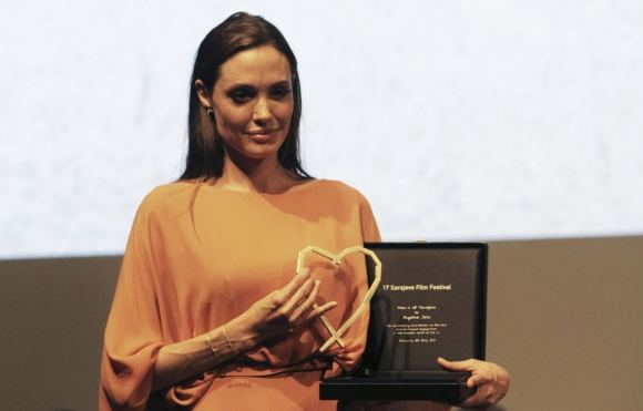 AFP/Scanpix nuotr./Angelina Jolie