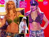 Hollywoodlife.com montažas/Britney Spears