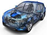 """Gamintojo nuotr./Naujoji """"Mazda CX-5"""""""