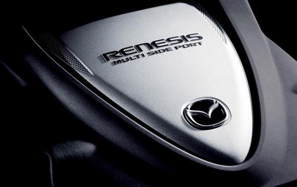 Mazda с роторным двигателем фото