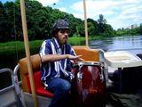 """""""Muzika virš vandens"""": prie Neries sklis perkusijų garsai"""