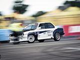 Tomo Petrovskio/Tomasfoto.lt nuotr./Arnoldas Bernackas, BMW 3