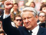 """AFP/""""Scanpix"""" nuotr./Borisas Jelcinas 1991 metų rugpjūčio 24-ąją"""