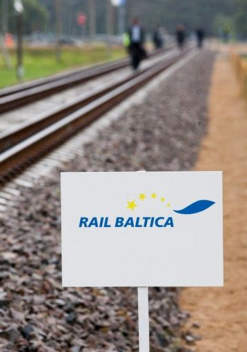 """Tomo Lukšio/BFL nuotr./""""Rail Baltica"""""""