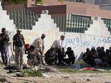"""""""Reuters""""/""""Scanpix"""" nuotr./Libijos sukilėliai Tripolyje"""