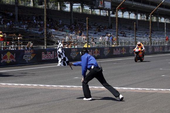Scanpix nuotr./MotoGP lenktynės Indianapolyje
