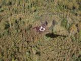 Karinių oro pajėgų Aviacijos bazės nuotr./Lėktuvo nuolaužos katastrofos vietoje