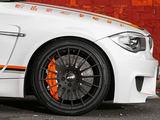 Gamintojo nuotr./BMW 1M Coupe APP Europe