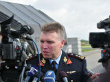 Andriaus Vaitkevičiaus/15min.lt nuotr./Lietuvos KOP vadas generolas majoras Edvardas Mažeikis