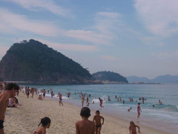 G.Kačinskaitės nuotr./Brazilijos paplūdimiai