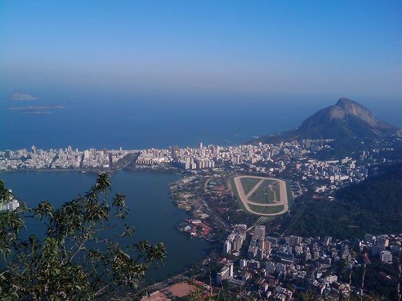 G.Kačinskaitės nuotr./Rio Dežaneiras ia viraaus