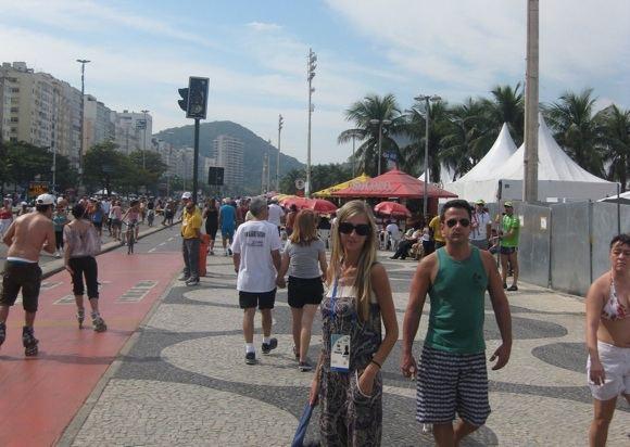 G.Kačinskaitės nuotr./Pasakojimo autorė Brazilijoje