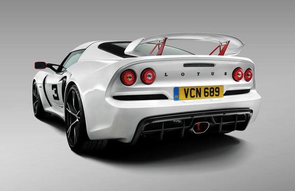 Gamintojo nuotr./2012-ųjų Lotus Exige S