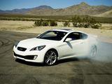 """Gamintojo nuotr./""""Hyundai Genesis Coupe"""""""