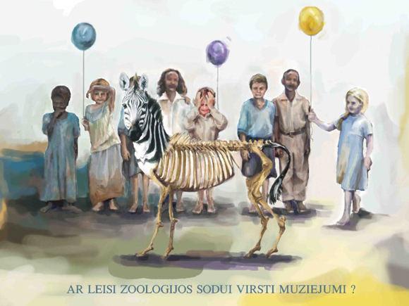 Vaida Andriuaytė/Ar leisi zoologijos sodui virsti muziejumi?