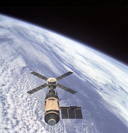"""Wikimedia.org nuotr./""""Skylab"""""""