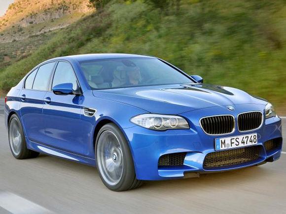 Gamintojo nuotr./BMW M5 F10