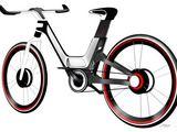 """Gamintojo nuotr./""""Ford"""" elektrinis dviratis"""