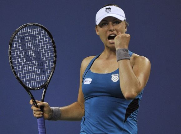 Reuters/Scanpix nuotr./Tenisininkė Vera Zvonareva