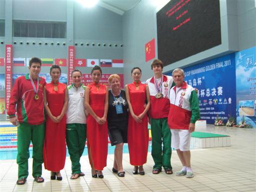 Nardymas.lt nuotr./Lina Pleskytė varžybų Kinijoje nugalėtoja