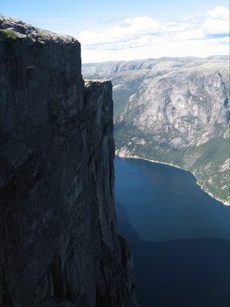 G.Juodžiukynaitės nuotr./Fjordai
