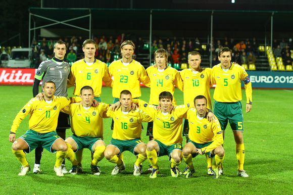 Eriko Ovčarenko nuotr./Lietuva-Čekija