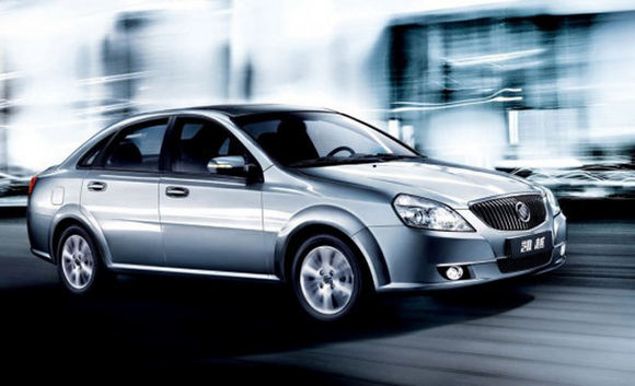 Gamintojo nuotr./Buick Excelle
