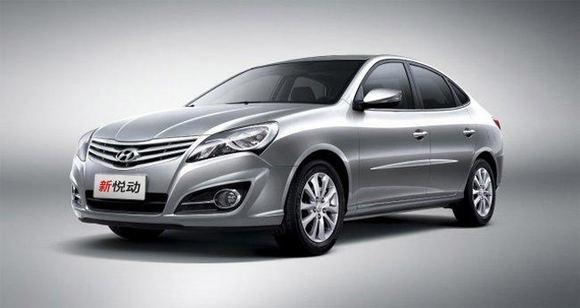 Gamintojo nuotr./Hyundai Elantra Yuedong