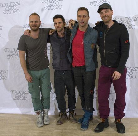 """""""Reuters""""/""""Scanpix"""" nuotr./Grupės """"Coldplay"""""""
