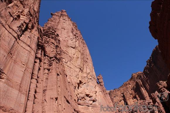 MM alpinistų nuotr./Bauginantis dykumos bokatas