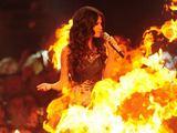 AFP/Scanpix nuotr./Renginio vedėja Selena Gomez