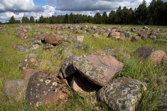 K.Stalnionytės nuotr./Kulalių skaldyklos akmenys