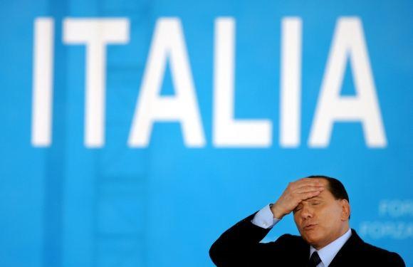Reuters/Scanpix nuotr./Silvio Berlusconi