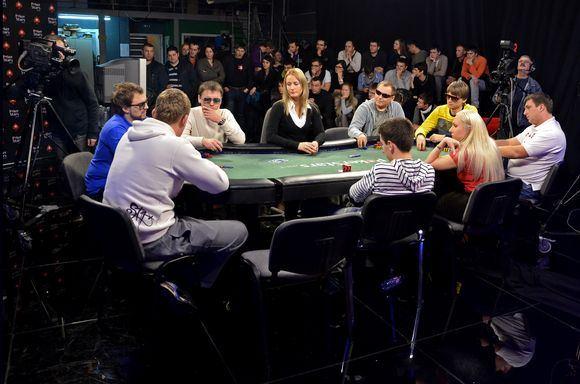 Organizatorių nuotr./Finalinis stalas
