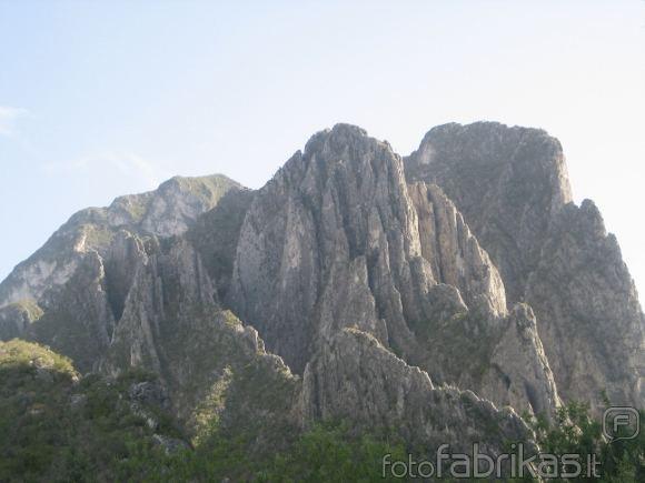 MM alpinistų nuotr./Meksikos uolos, į kurias lipame