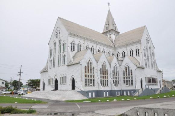 Greitgrisim.lt nuotr./Medinė Džordžtauno bažnyčia