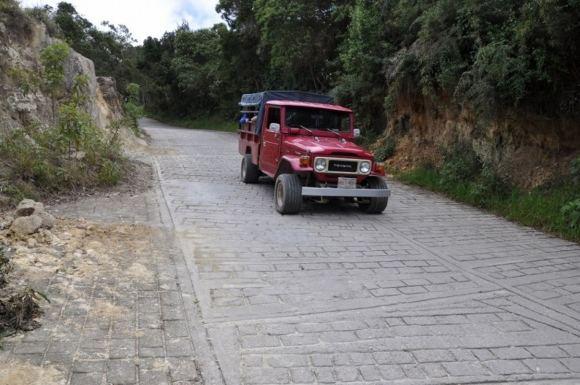 Greitgrisim.lt nuotr./Įvairus Venesuelos transportas