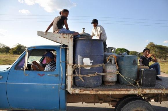 Greitgrisim.lt nuotr./Venesueliečiai neskaičiuoja suvartojamų degalų