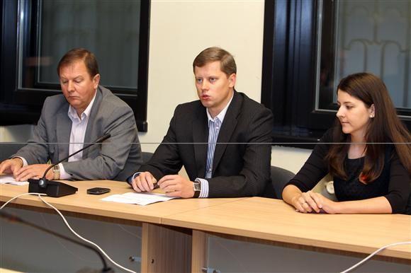 Konservatoriai V.Gudėnas, A.Kupčinskas ir G.Skaistė tikina nevengiantys viešumo