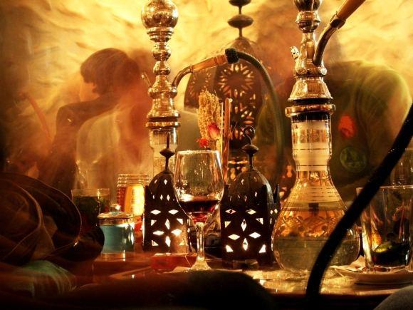 laisvalaikiodovanos.lt nuotr./Vakarienė egiptietiakų patiekalų restorane