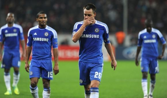 AFP/Scanpix nuotr./Chelsea futbolininkai