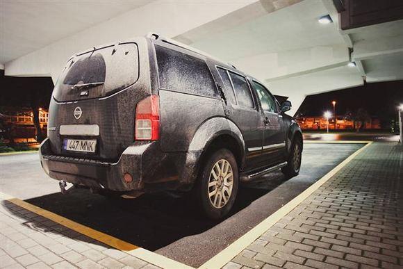 Algirdo Venskaus/waska.lt nuotr./Nissan Pathfinder
