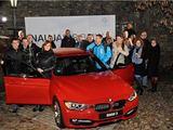 Algimanto Brazaičio nuotr./Naujasis 3 serijos BMW Lietuvoje